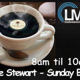 Dave Stewart / 22/9/2019 / SUNDAY BEST / RADIO SHOW / LMR RADIO UK www.londonmusicradio.com d(-_-)b