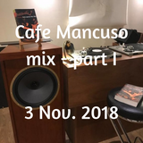 Cafe Mancuso, Bordeaux, France. 3 November 2018 (part I)