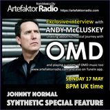 AR061 THE JOHNNY NORMAL SYNTHETIC SUNDAY ANDY MCLUSKEY OMD FEATURE