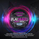 PlayMusic Radio Show // Podcast Lunes 19 Octubre 2015 // presentado por MrDanny