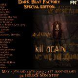 Dark Beat Factory #025 - 1ST ANNIVERSARY // Fnoob.com //  Tess Wassila - dj set