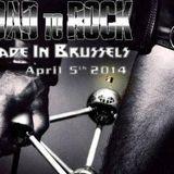 Mental vanuit de DNA over Road To Rock