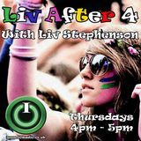 Liv after 4 with Liv Stephenson on IO Radio 170915