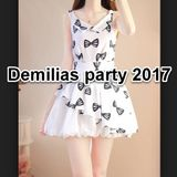 DEMILIAS PARTY 2017 - I REALLY LOVE THIS HITS