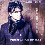 Gary Numan - The Rage Mix