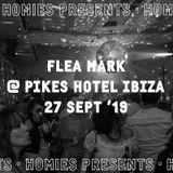 Homies - Flea Mark at Pikes Hotel