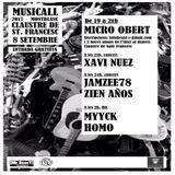 JordiBL@MUSICALL Fest, Montblanc 8-9-2017