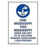 #27 One Mississippi, two Mississippi...