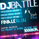 Eric Zone - Live @ Bavaria DJ Battle 2012, Brcko