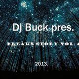 Dj Buck - Breaks Story vol. 4 (2013)