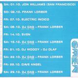 Electric Indigo @ Omen Frankfurt - 07.10.1994