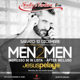Jesus Pelayo @ Men2Men Rome 12/Dec/15