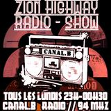 Zion Highway / Canal.B / Tr3lig Selecta / Uncle Geoff / EnorA  6/02/17