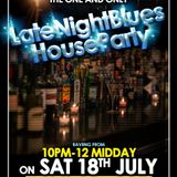Mistri Live in Session @ Porky's Late Night Blues July 2015
