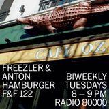 Freezler & Friends Nr. 122 – mit Anton Hamburger