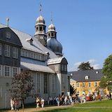 Urlaub in Clausthal-Zellerfeld im Oberharz - mit Live Like a German