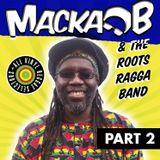 Macka B and The Roots Ragga Band at the Trades Club (Part 2)
