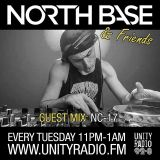 North Base & Friends Show #23 Guest Mix By NC - 17 [2017 03 08]