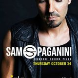 Sam Paganini - Live @ Cielo (New York) - 24.10.2013