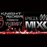Knight Rider DJ - SYNERGY MIX EP 001 1hour