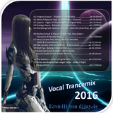DJ Jay - Vocal Trance 2016 (Jay in the mix)