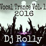 Vocal Trancemix Vol. 1 Dj Rolly