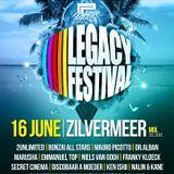 Legacy Festival 16 June 2018 DJ Franky Kloeck @ Bonzai Stage