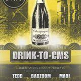 Caribbean Mix Session - Dj Madi ft Dj Badzoom - 23.03.13 - Drink To CMS