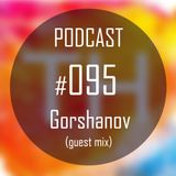 TH_Podcast - #95 by Gorshanov (guest mix)