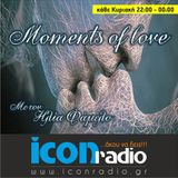 Moments of love 15-12-2019 ICON RADIO