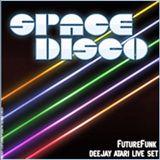 future Funk Space DIsco Deejay Atari