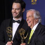 "Henry Winkler ""Barry"" Interview"