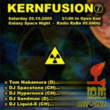Hypernova - 2005-10-29 Live @ Galaxy Space Night [00' Trance]