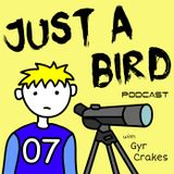 JUST A BIRD PODCAST JUL/AUG 2016