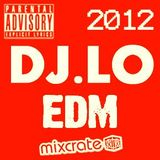 DJ LO EDM Mix Sept 2012