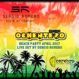 Beach Party 12th April 2017 By Sergio Dj
