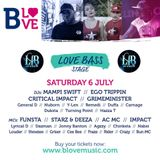 NWS B2B SRV - Lost In Bass UK's Love Bass Stage at B Love Festival 2019!!!!!.