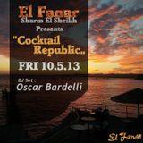 Oscar Bardelli 10.5.13 @  El Fanar (Sharm El Sheikh) SunsetSession PODCAST #3 2013