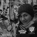 "Yesh pres. Contrast Radio 009   27_01_2017 (guests: A Skitzo   Iva Kvakić ""Goulash Disko"" + mix)"
