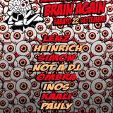 BRAIN AGAIN 22/09/18 Dj Heinrich Vinyl Mix