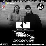 Kueymo & Sushiboy KFM Podcast Ep 73 Ft Khairoy & Nsko