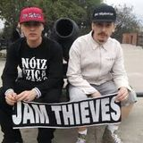 P Dee - presents - The Jam Thieves Showcase Studio Mix - 23rd April 2015....