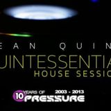 Quintessential House Sessions Radio Show 2nd June 2014