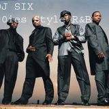 DJ SIX 90ies Style R&B Mix