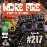 More Fire Radio Show #217 Week of April 19th 2019 with Crossfire from Unity Sound