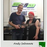Interview with Andy Salvanos 18 August 2016 on The Local - SA