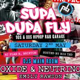 Supa Dupa Fly LIVE Garage Mix by Dj D Straker