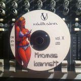 Thomas Barnett - DJ mix - Vol. X (08/24/00)