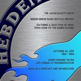 The Jason Elliott Show - Hebden Bridge Blues Festival 2014 Preview