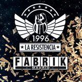 Dj Marta vs Raul Ortiz @ La Resistencia (Fabrik, 03-09-16)